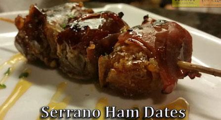 Serrano Ham Dates