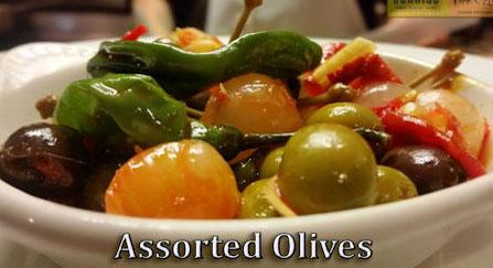 Assored Olives