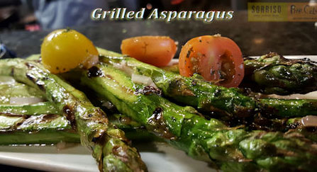 Grilled Asparagus