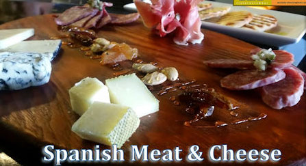 Spanish Meat & Cheese