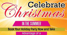 Celebrate Christmas In The Summer!