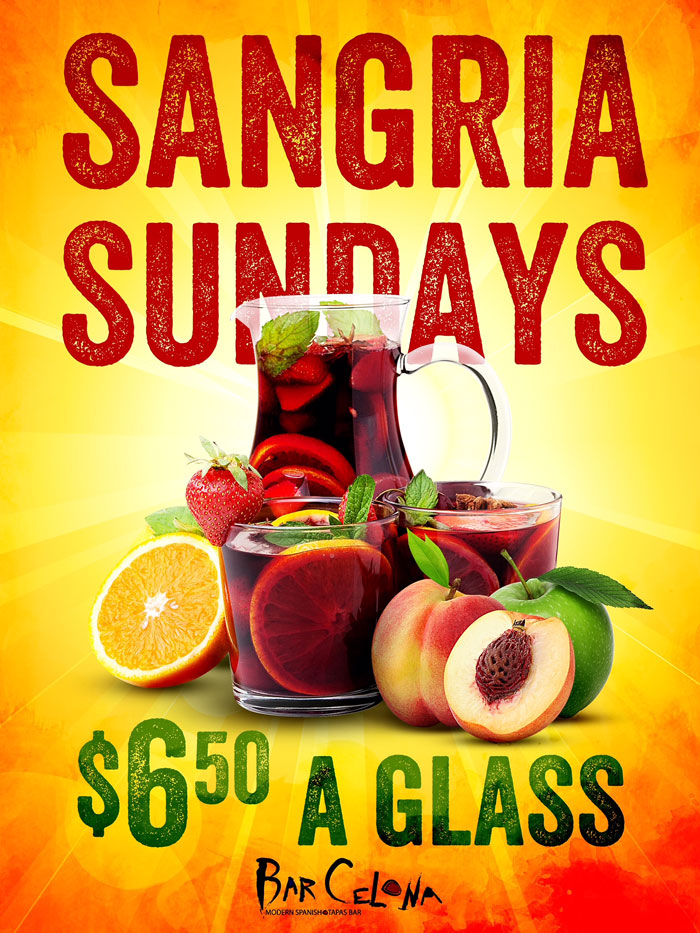 Sangira Sundays - $6.50 Glass