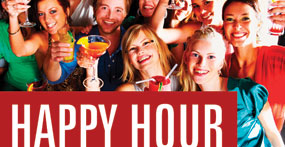 Happy Hour - Join Us